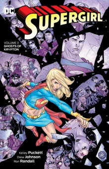 Supergirl TP Vol 3 Ghosts Of Krypton, Paperback Book