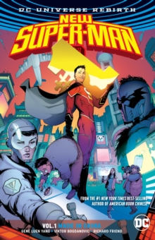 New Super-Man Vol. 1 Made In China (Rebirth), Paperback / softback Book