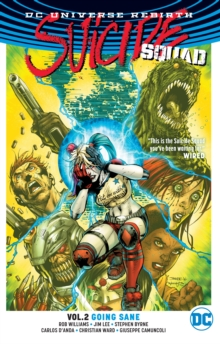 Suicide Squad Vol. 2 (Rebirth), Paperback Book