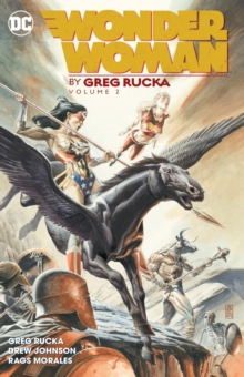 Wonder Woman By Greg Rucka Vol. 2, Paperback / softback Book