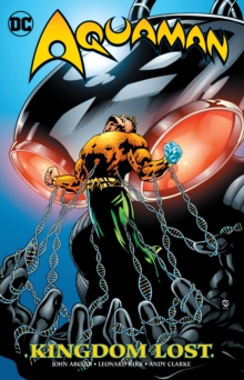 Aquaman Kingdom Lost TP, Paperback Book