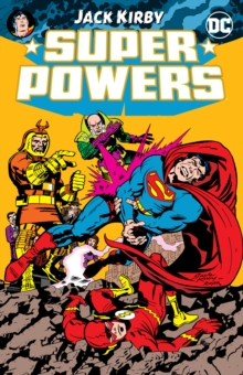 Super Powers by Jack Kirby, Paperback / softback Book
