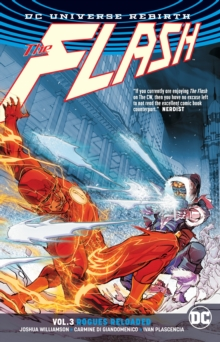 The Flash Vol. 3 Rogues Reloaded (Rebirth), Paperback / softback Book
