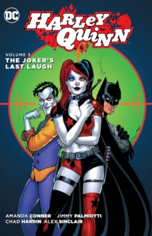 Harley Quinn Vol. 5 The Joker's Last Laugh, Paperback Book