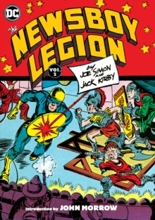 The Newsboy Legion By Joe Simon & Jack Kirby Vol. 2, Hardback Book