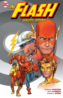 The Flash By Geoff Johns Book Four, Paperback Book