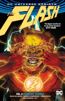 The Flash Vol. 4 Running Scared (Rebirth), Paperback / softback Book