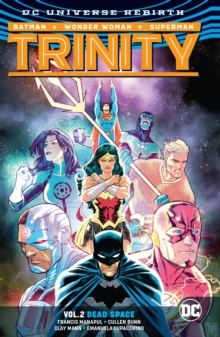 Trinity Vol. 2 (Rebirth), Hardback Book