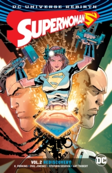 Superwoman Vol. 2 Rediscovery (Rebirth), Paperback / softback Book