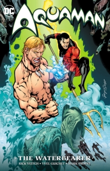 Aquaman The Waterbearer (New Edition), Paperback Book