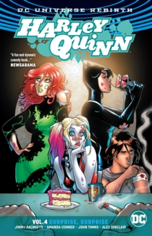 Harley Quinn Volume 4 : Rebirth, Paperback / softback Book