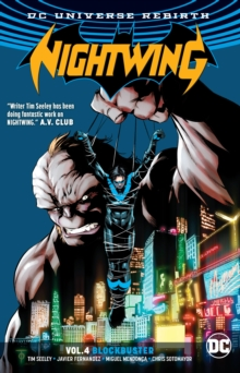 Nightwing Vol. 4 Blockbuster (Rebirth), Paperback Book