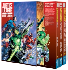 Justice League By Geoff Johns Box Set Vol. 1, Paperback / softback Book