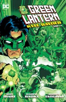 Green Lantern Kyle Rayner Vol. 1, Paperback / softback Book