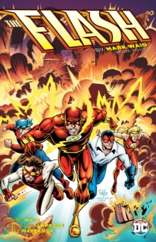 Flash by Mark Waid Book Four, Paperback / softback Book