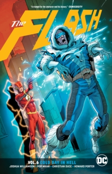 The Flash Vol. 6 Cold Day In Hell, Paperback Book