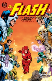 Flash by Geoff Johns Book Five, Paperback / softback Book