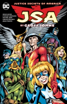 JSA by Geoff Johns Book Two, Paperback / softback Book