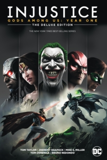Injustice: Year One : The Deluxe Edition Book One, Hardback Book