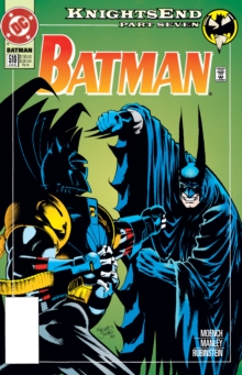 Batman : Knightsend, Paperback / softback Book
