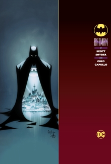 Batman by Scott Snyder and Greg Capullo Box Set 3, Paperback / softback Book