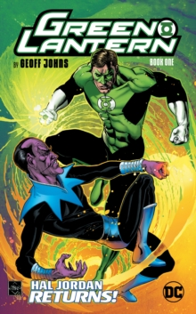 Green Lantern by Geoff Johns Book One, Paperback / softback Book