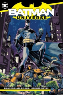 Batman: Universe, Hardback Book