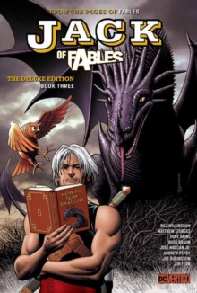 Jack of Fables Deluxe Book Three, Hardback Book