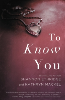 To Know You, Paperback / softback Book