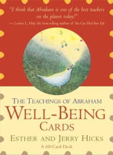 The Teachings of Abraham Well-Being Cards, Cards Book