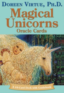 Magical Unicorns Oracle Cards, Cards Book