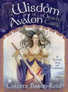 Wisdom Of Avalon Oracle Cards, Cards Book