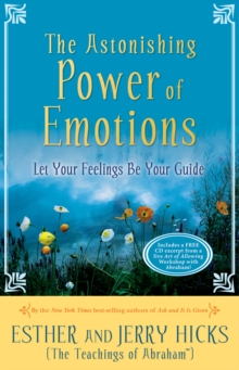 Astonishing Power Of Emotions, CD-Audio Book