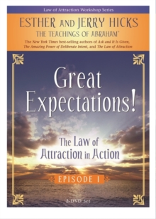 The Law of Attraction In Action Episode I, DVD video Book