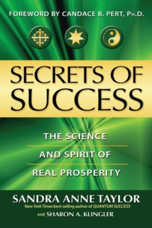 Secrets Of Success : The Hidden Forces Of Achievement And Wealth, Paperback / softback Book