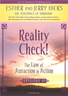 The Law Of Attraction In Action : Episode III, DVD video Book