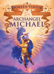 Archangel Michael Oracle Cards, Cards Book