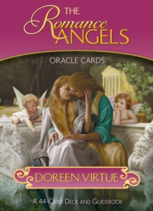The Romance Angels Oracle Cards, Cards Book