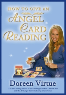 How to Give an Angel Card Reading, DVD video Book
