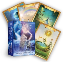 Energy Oracle Cards, Cards Book