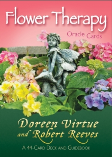 Flower Therapy Oracle Cards, Cards Book