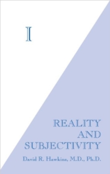 I : Reality and Subjectivity, Paperback Book
