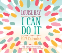 I Can Do It 2019 Calendar, Calendar Book
