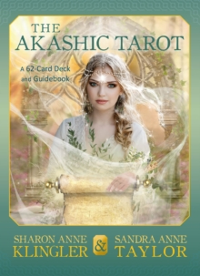 The Akashic Tarot : A 62-Card Deck and Guidebook, Cards Book