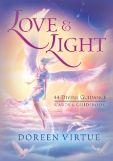 Love & Light : 44 Divine Guidance Cards and Guidebook, Cards Book