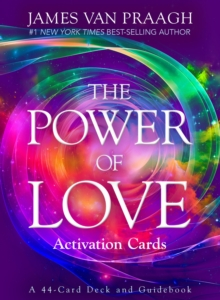 The Power of Love Activation Cards : A 44-Card Deck and Guidebook, Cards Book