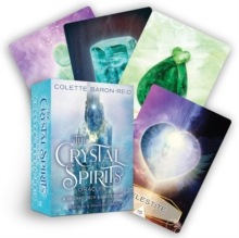 The Crystal Spirits Oracle : A 58-Card Deck and Guidebook, Cards Book