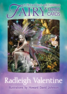 Fairy Tarot Cards : A 78-Card Deck and Guidebook, Cards Book