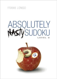 Absolutely Nasty (R) Sudoku Level 2, Paperback / softback Book