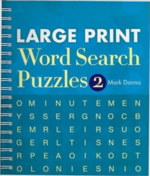 Large Print Word Search Puzzles 2, Paperback / softback Book